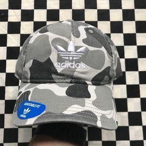 Adidas Trefoil camo Hat